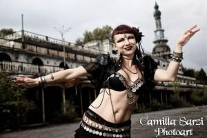 MakeUp belly dance