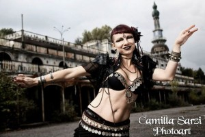 MakeUp belly dance