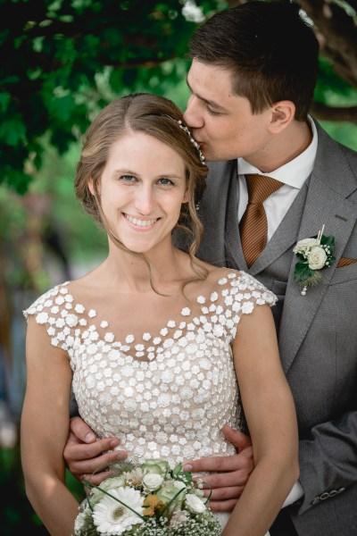 Brautshooting in den Kittenberger Gärten