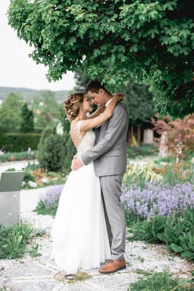 Hochzeitsfotografie nahe Bezirk Melk