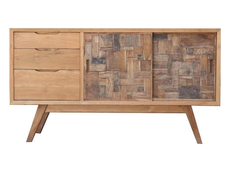 mobilier scandinave meuble tv bahut