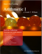 Make It Real Learning Arithmetic workbook