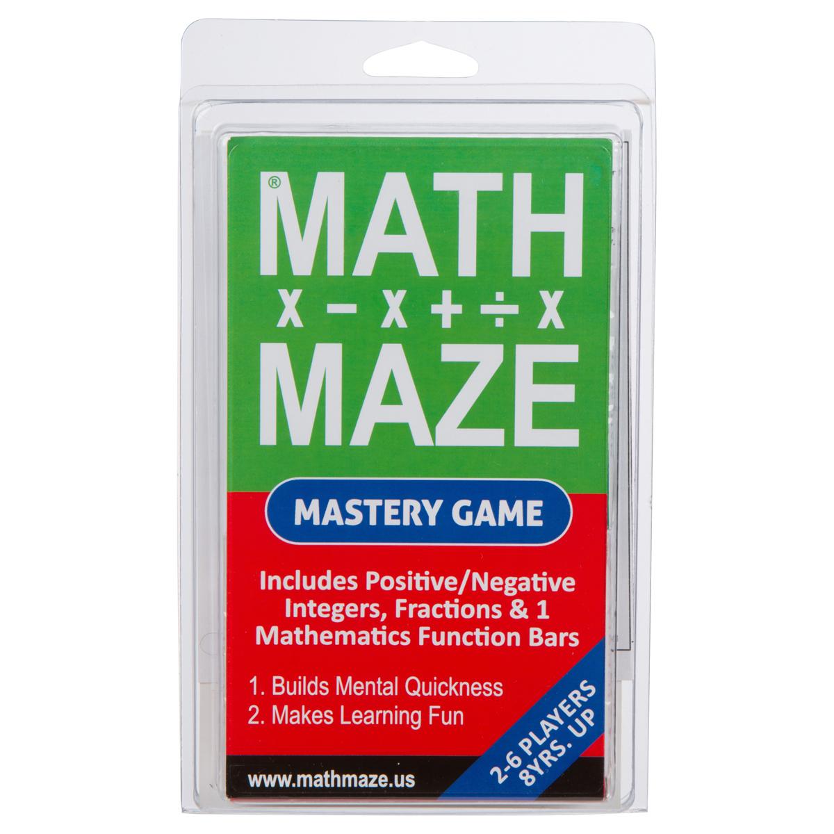 Math Maze Is The Fun Math Flash Card Game For Grades 3rd