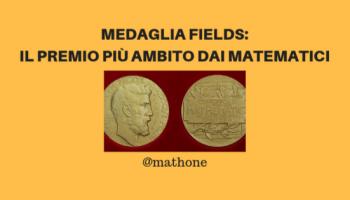 Medaglia fields