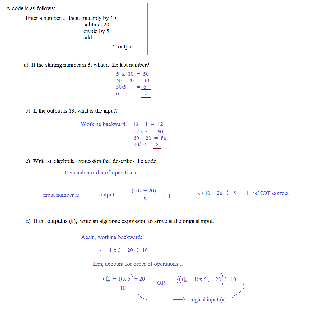 Worksheet 1 4 Algebraic Limits