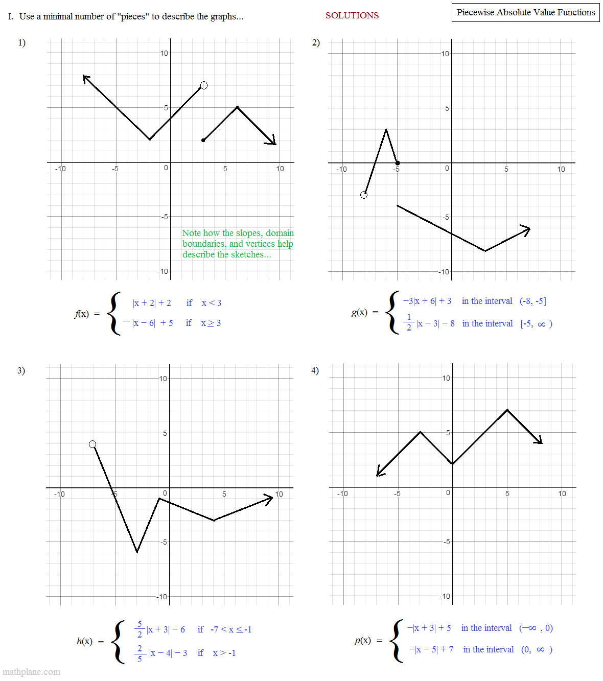 Graphing Calculator Online Piecewise Functions Graphing A
