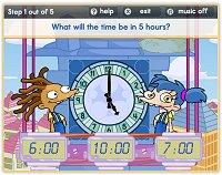 Time Games - Clockworks