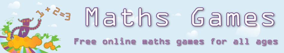 Maths Games - free online maths games for all ages