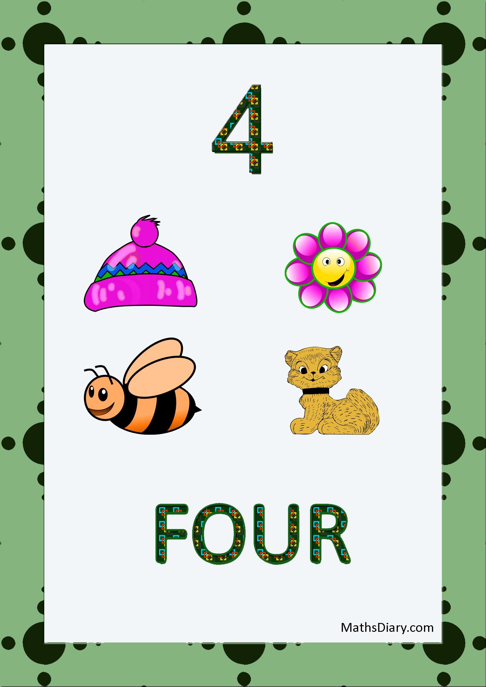 Counting Ukg Math Worksheets