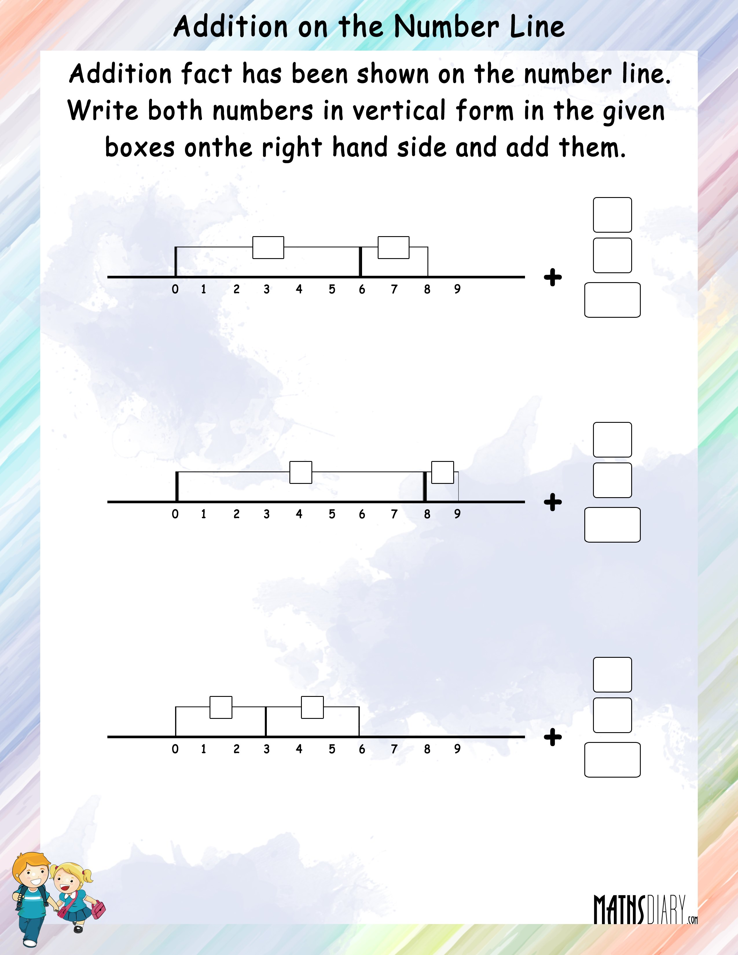 Grade 2 Math Worksheets
