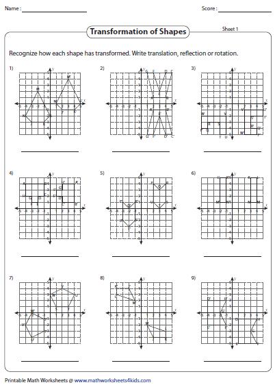Cpm Homework Help Geometry X Axis Reflection
