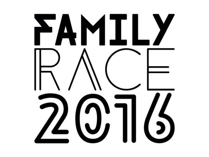 Logo Family Race