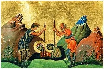 Άγιος Χρύσανθος και Αγία Δαρεία