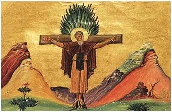 Άγιος Παφνούτιος ο Ιεροσολυμίτης