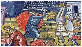 Άγιοι Λουκιλλιανός, Παύλη και τα νήπια Κλαύδιος, Υπάτιος, Παύλος και Διονύσιος