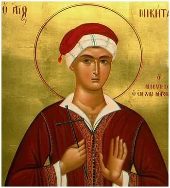 Άγιος Νικήτας εκ Νισύρου