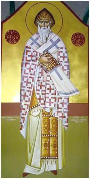 Άγιος Σπυρίδων επίσκοπος Τριμυθούντος