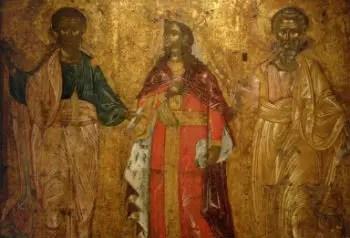 Άγιος Ιάσων, Άγιος Σωσίπατρος και Αγία Κέρκυρα η Μάρτυρας