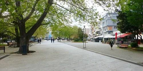 Κεντρική Πλατεία Ειρήνης – Κομοτηνή