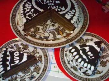 Τούρτα σοκολατένια