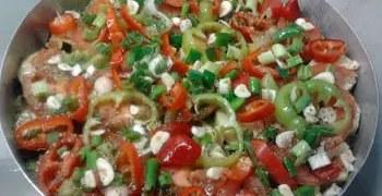 Ψητά λαχανικά με φέτα (Μπριάμ φούρνου), της Αλίκης