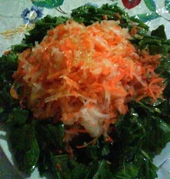 Σαλάτα γιορτής