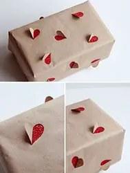 Χαρτί περιτυλίγματος με πολλή αγάπη