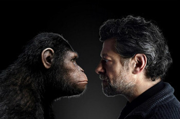 Serkis and Caesar