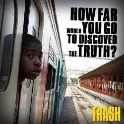 trash 2014 train scene