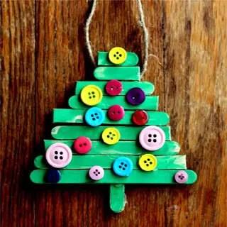 Χριστουγεννιάτικο δεντράκι στολίδι