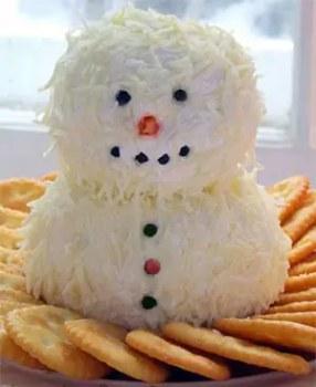 Χιονάνθρωπος για δάγκωμα!