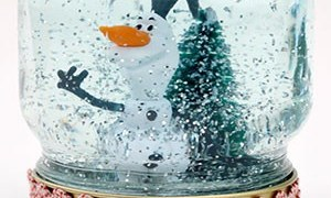Μια χιονόμπαλα για τον Όλαφ (frozen)