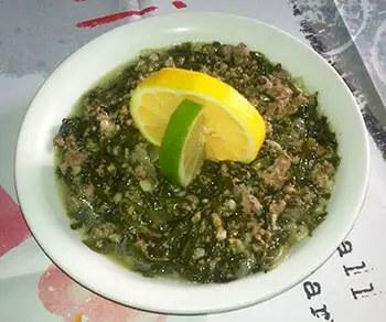Σπανάκι μερακλίδικο