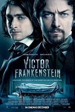 Victor Frankenstein 2015 poster