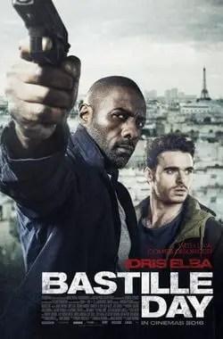Bastille Day 2016 poster αφίσα