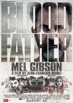 Blood Father 2016 poster big