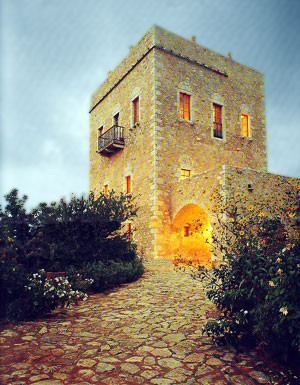 Πύργος στη Μάνη