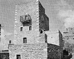 Ο πύργος Εξαρχάκου