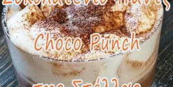 Σοκολατένιο Παντς (Choco Punch), της Στέλλας