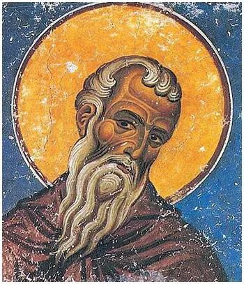 Άγιος Ιλαρίων ο νέος, ο ηγούμενος της Μονής Δαλμάτων