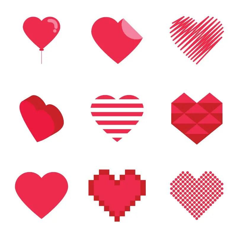 Καρδιές για όλα
