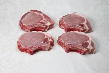 μπριζόλες, Pork