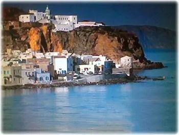 panagia spiliani - Η Παναγία η Σπηλιανή στη Νίσυρο