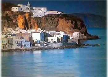 Η Παναγία η Σπηλιανή στη Νίσυρο