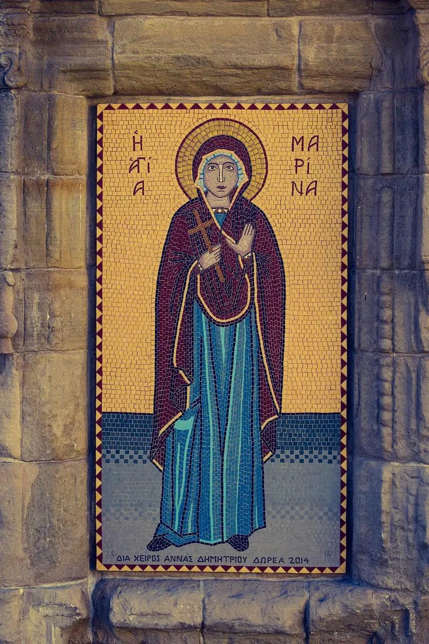 Αγία Μαρίνα η Παρθενομάρτυς