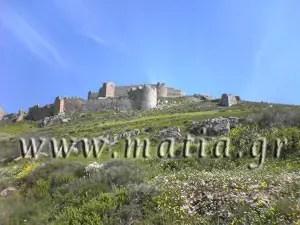 """Κάστρο """"Λάρισα"""" στο Άργος"""