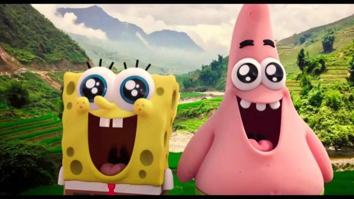Μπομπ Σφουγγαράκης 2: Έξω απ' τα Νερά του – The SpongeBob Movie 2: Sponge Out of Water – 2015