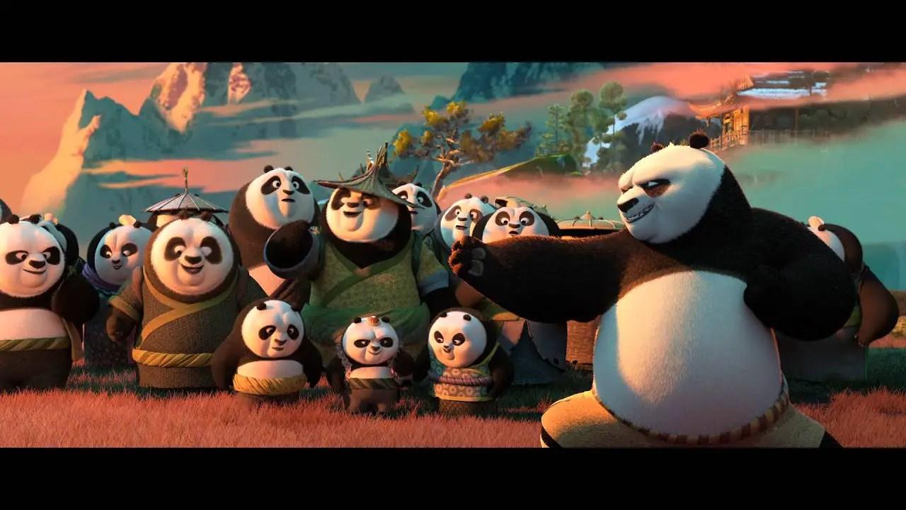 Κουνγκ Φου Πάντα 3 - Kung Fu Panda 3 - 2016