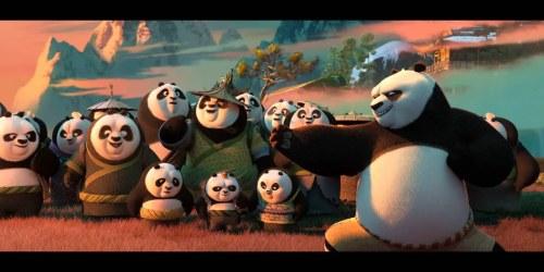 Κουνγκ Φου Πάντα 3 – Kung Fu Panda 3 – 2016