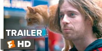 A street cat named Bob – 2016